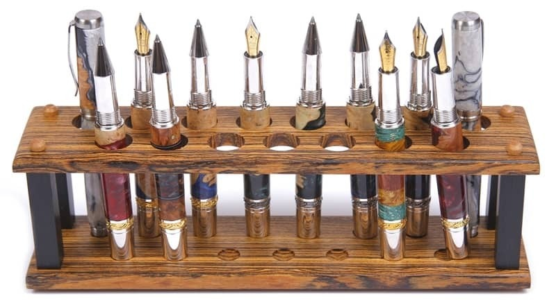Upright Pen Stands