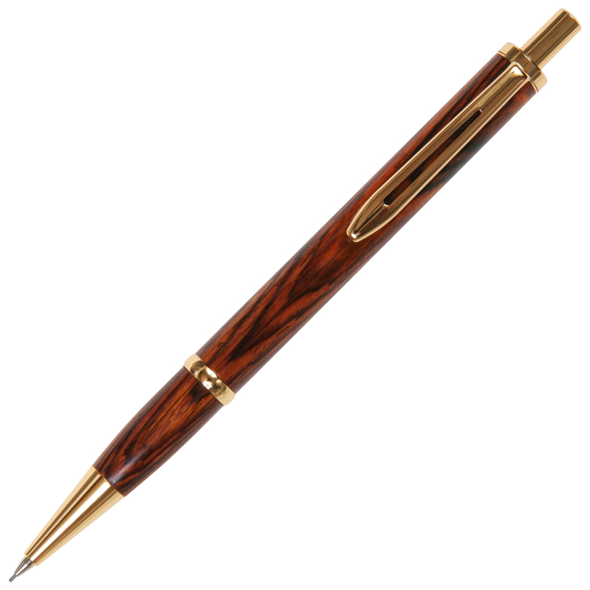 Longwood Pencil - Cocobolo