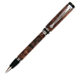 Parker Twist Pen - Brown Box Elder